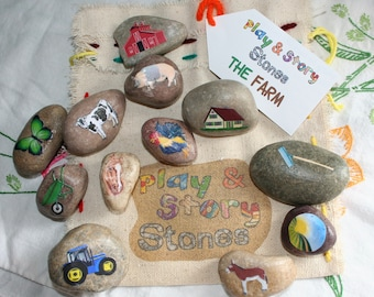 Play and Story Stones