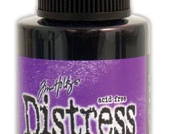 Ranger - Color of Month 2015 - Tim Holtz - Wilted Violet -  Distress Spray Stain