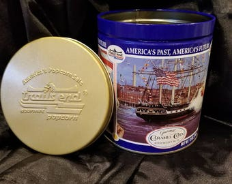 Trails End collectors tin No. 3 Boston Harbor