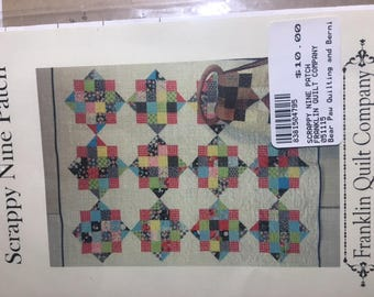 Scrappy Nine Patch by Franklin Quilt Company