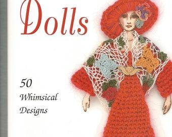 Creative Crochet Dolls by Noeen Crone=Findlay