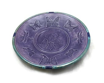 Mother Earth Gaia Plate