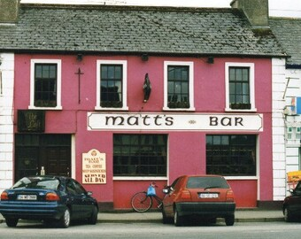 Matt's Bar-County Mayo, Ireland