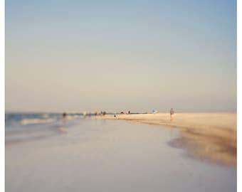 Beach Photograph - Nature Photograph - Fine Art Print - Florida Print - Florida Art - Purple Haze 1 - Beach Print - Coastal Decor