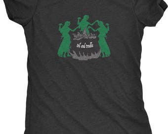 Double Double Toil and Trouble Women's Graphic Tee
