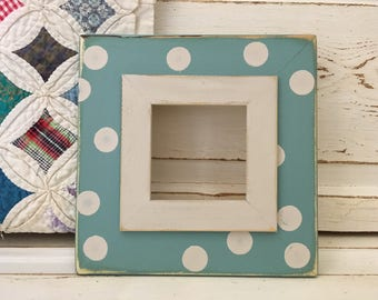 Handmade 4x4 Picture Frame
