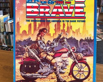 Home of the Brave: The Sourcebook for America in the Dark Future, 1992