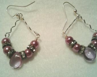 Lilac pearls