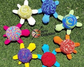 Amigurumi Turtle Pattern