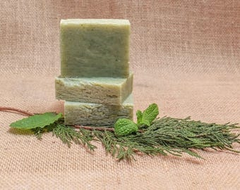 Eucalyptus Spearmint (Vegan, All Natural)