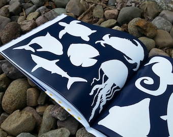 Nautical Themed Guestbook