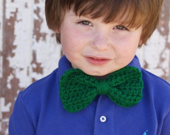 Adorable Bow Tie Crochet Pattern