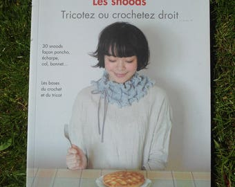 """""""Les Snoods"""" book published in Saxony"""