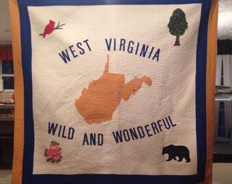 West Virginia Quilt