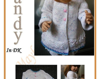 Mandy knitting pattern