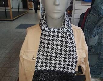 Fair isle scarf