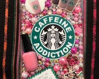 Bling Starbucks iPhone 7 Plus/8 Plus Case