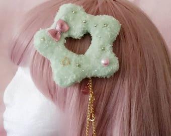 Dreamy Star hair clip