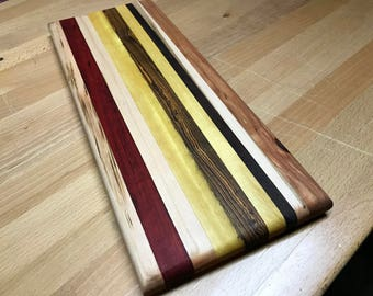 Ready to SHIP!! FREE SHIPPING!!! Handmade Wood Cutting Board