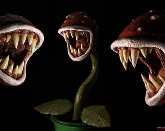 Piranha Plant REPLICA - Super Mario Bros.