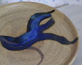 Hand Thrown Pottery Serving Plate