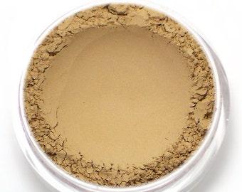 Mattifying Mineral Primer and Finishing Veil - Sheer Dark - Net Wt 7g Jar - Vegan for oily skin