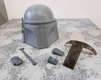 Mandalorian \ Boba Fett Helmet Kit