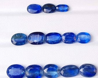 30 Carats Amazing Natural Blue Kyanite Gemstone Parcel  From Afghanistan