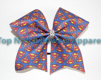 Super Hero Bows