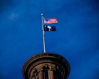 Top of SC State House