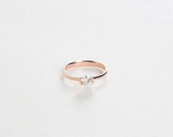 Point No 1 // .50 Carat Diamond