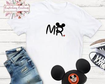 Mr. Disney Groom Shirt   Disney honeymoon matching disney disney shirts disneymoon honeymoon disney bride disney groom disney wedding
