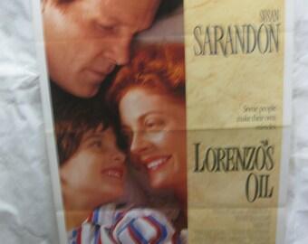 Lorenzo's Oil 1992 Movie Poster mp108