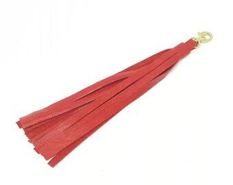 Tassel Zipper Pull | Purse Tassel Jewelry | Handbag Tassel Charm | Tassel Purse Clip | Purse Tassel Charm | Bag Tassel Charm | Handbag Bling