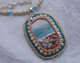 Beach Combing Necklace