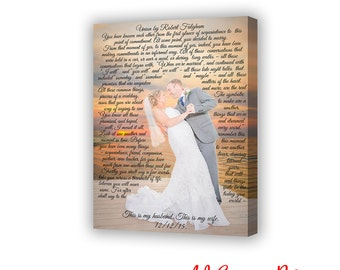 First Dance Song, Anniversary gift, Paper Anniversary, Wedding song lyrics, Wedding gift, Wedding Song Art, Cotton Anniversary, Our Song Art