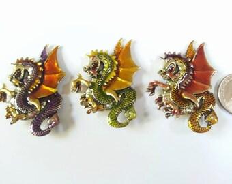 Fiery Dragon Needle Minders