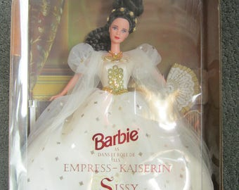 Barbie as Empress - Kaiserin  Sissy Imperatrice