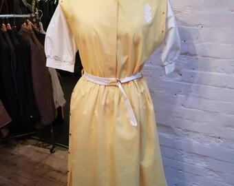 80s does 50s dress. UK size 12