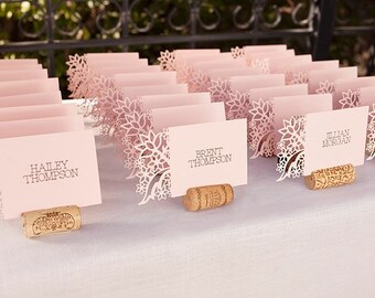 place cards wedding melo in tandem co