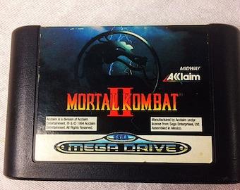 Mortal Kombat 2 - Sega Megadrive