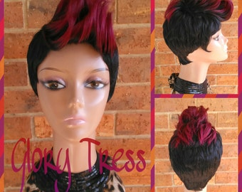 Short Hair Wigs - Full Selection of Pixies, Bobs & Crops ...