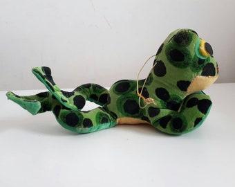 Frog Animal Fair Pet Velveteen Japan