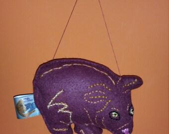 Rat Art Doll