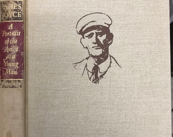 A Portrait of the Artist as a Young Man by James Joyce, Illustrated by Brian Keogh, The Heritage Press, 1964