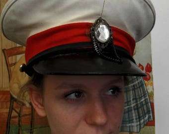 British Military Vintage Dress Cap