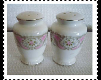 Style House Fine China Salt and Pepper Shaker