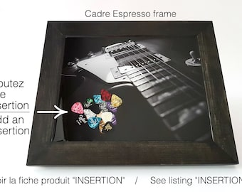 INSERTION for your personalized LapDesk, LapTray, LapPad, Laptop Table, Portable Desk, Pillow Desk, TV Tray, Cushion Tray