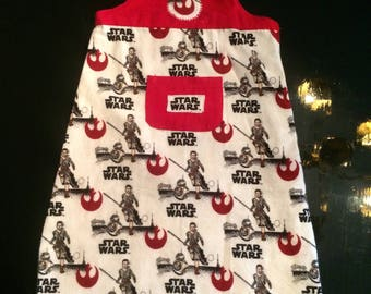 Star Wars, sleep sack, baby, shower gift, christmas gift