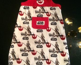 Star Wars, sleep sack, baby, shower gift, christmas gift